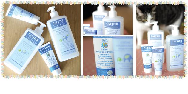 Produits Cattier bébé
