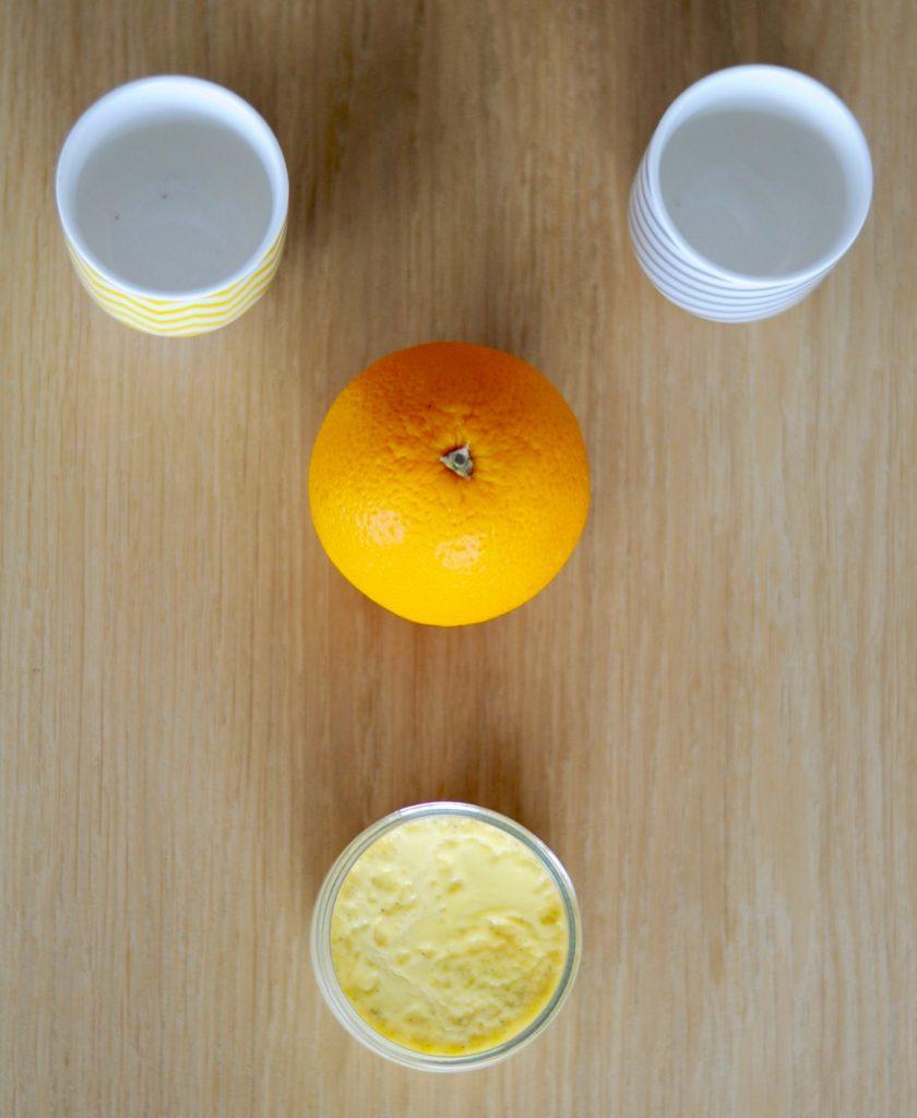 """Recette crèmes vanille façon """"La Laitière"""". DIY Faire les mêmes crèmes vanille que """"la laitière"""""""