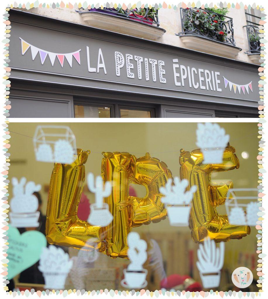 Visite, avis, photos et expérience sur le magasin La Petite Epicerie