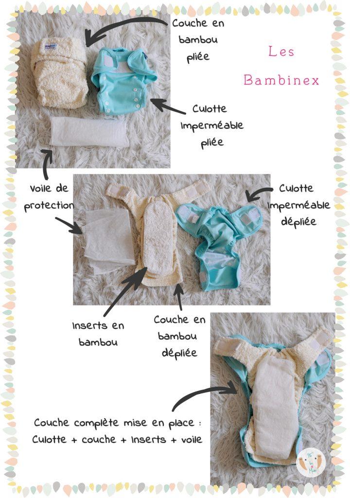 Couche lavable Bambinex tout-en-2 - Couches lavables - L'expérience d'une sceptique. Si vous hésitez, ce témoignage peut vous convaincre de passer le pas. Découvrez les bons et les moins bons cotés et comment finalement je suis archi convaincue.