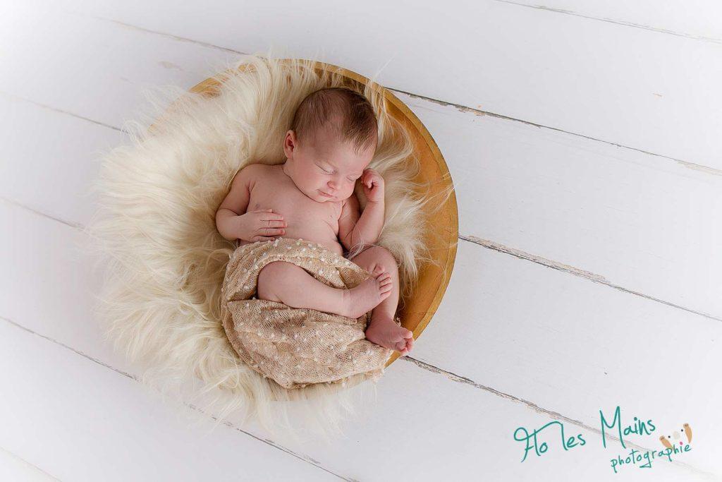 nouveau-né magnifique - Flo les Mains Photographie